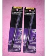 2 L'Oreal Extra-Intense Liquid Pencil Eyeliner  #794 Purple Obsession 0.... - $12.86