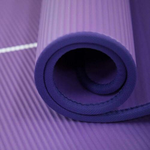 PROIRON Tapis de Yoga antidérapant, Mat,NBR Matériel, Fitness, Sport, Gym,...