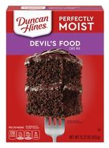 Duncan Hines Classic Devils Food Chocolate Moist Cake Mix - 15.25 Oz. - $10.72