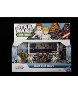 PlaySkool Heroes Star Wars Jedi Force Death Star Escape Figure Set NEW - $23.36
