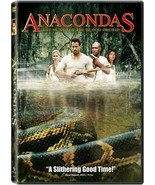 Anacondas - The Hunt for the Blood Orchid - $8.90