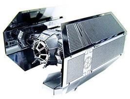 *Metallic Nano puzzle Star Wars TIE Advanced x1 - $14.01