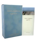 Dolce & Cabbana Light Blue Best Women Fragrance EDT Spray Floral Authent... - $105.44