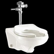 American Standard 2294011EC.020 Afwall ADA Retrofit Universal Bowl with EverClea - $369.07
