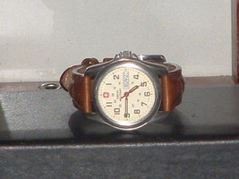 Pre-Owned Women's Swiss Military Day & Date Analog Watch - $18.32
