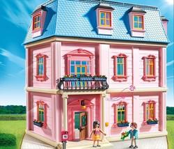 PLAYMOBIL Deluxe Dollhouse Kids Toys for Boys Girls Gift NEW - $150.38