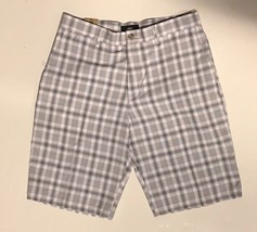 Dockers Men's Classic Fit Microfiber Flat Front Short Size 40 - $18.80