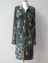 NEW JONES NEW YORK ELEGANT CASUAL COCKTAIL WOMEN SUNDRESS SHIRT DRESS L ... - $26.13