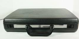 Vintage Samsonite Regent Briefcase Slim Thin Hard Shell Attache NO key M... - $64.34