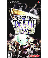 New Death Jr Sony PSP 2005 Sealed Play Station Video Game - $41.55