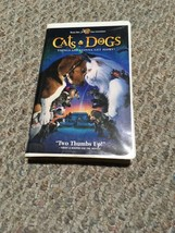 Cats  Dogs (VHS, 2001, Clamshell) - $2.97