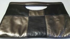 Candie's Women's Two Tone Baguette Purse/Handbag - $9.99