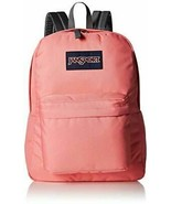 JanSport Superbreak Backpack Strawberry Pink - $31.67