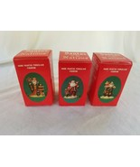 Santa's of the Nations - Germany - China - Sweden - $10.89