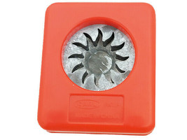 Sunburst Punch, 1 Inch in Diameter image 2
