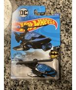 2020 Hot Wheels Batcopter #195/250 [Blue & Black] Batman Series 2/5 - $9.89