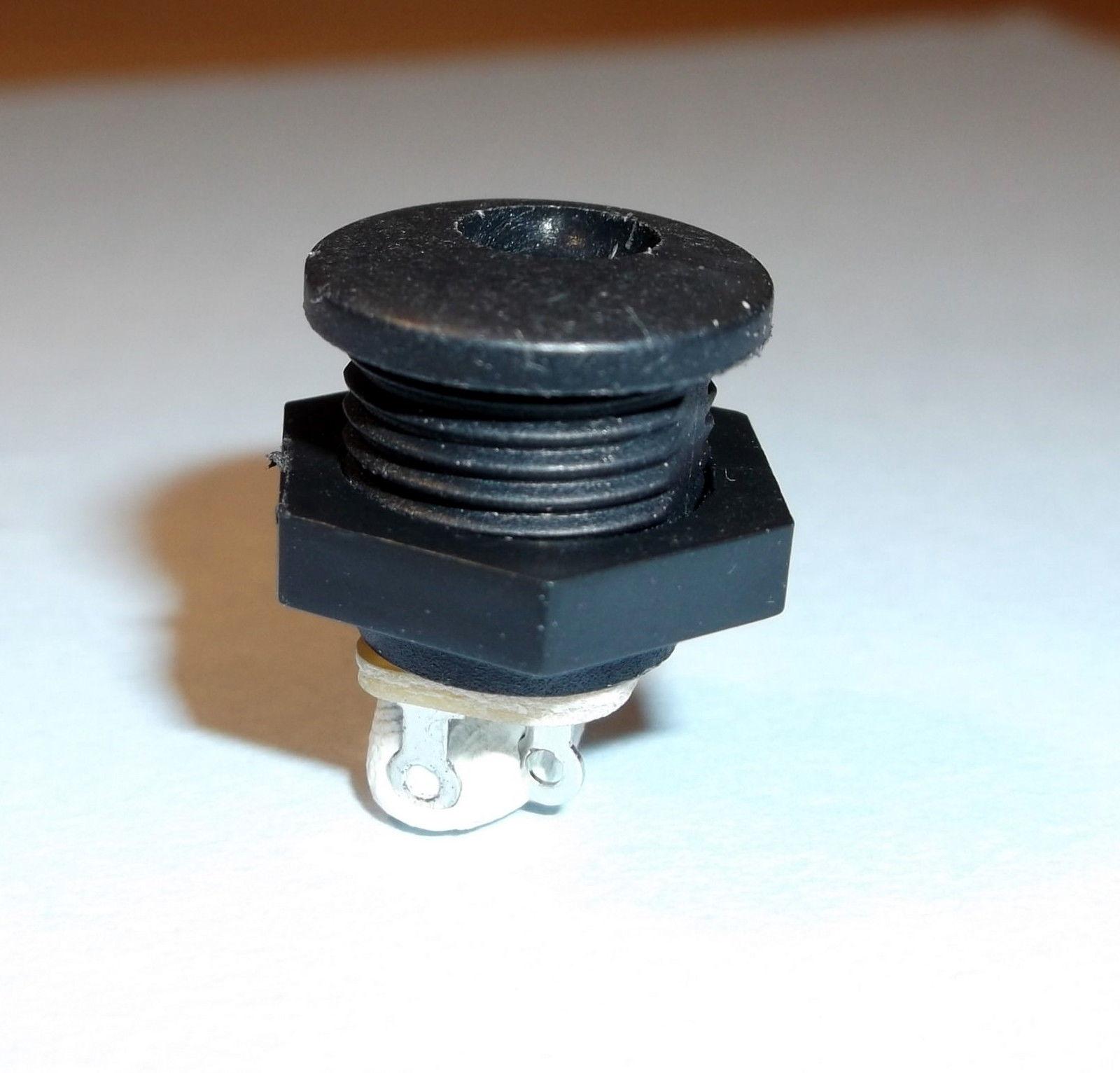 DC Adapter Stecker 5,5 x 2,1mm; 5er SET; DC Verbinder zum Löten