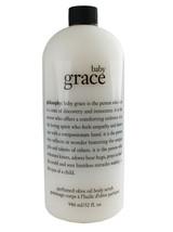 Philosophy Baby Grace Perfumed Olive Oil Body Scrub, 946ml/32oz - $30.00