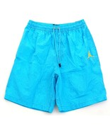 Nike Air Jordan Blue Cement Poolside Street or Water Shorts Men's NWT - $74.99