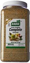 Badia Complete Seasoning 6 lbs - $39.16