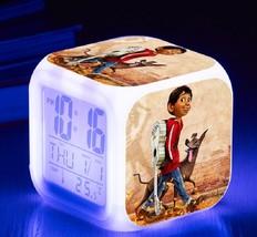 Coco Movie #07 Led Alarm Clock Figures LED Alarm Clock - $25.00