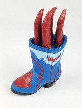 Boston Warehouse Fromage Épandeurs Chili Peppers Couteaux Botte Cowboy - $19.78