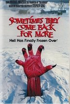 Sometimes They Come Back for More (2004) DVD