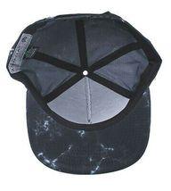 Rastaclat Typhoeos Black Marble Adjustable Snapback Baseball Hat Cap NEW image 6