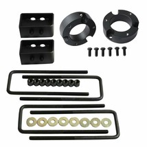 "3"" Front 2"" Rear Leveling Lift Kit For 2005-2018 Toyota Tacoma 4WD 2WD Black - $69.54"