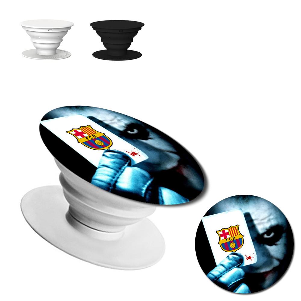 FC Barcelona Pop up Phone Holder Expanding Stand Grip Mount popsocket #8
