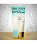 ESTEE LAUDER - Advanced Night Micro Cleansing Foam 1Fl Oz/30ml Tvl Sz NE... - $8.79