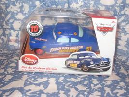Disney Store Cars 10th Anniversary Doc Hudson Hornet. Brand New. - $14.85