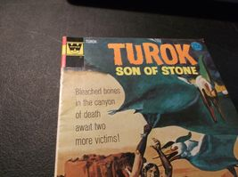 1974 * TUROK: SON OF STONE # 91 *  Gold Key * FN/VF * Two Stories!! $5.0... - $2.50