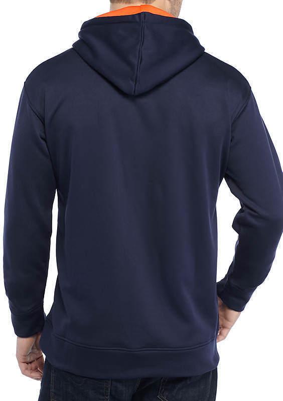 Auburn Tigers Men's Champion Pullover Hoodie Poly Fleece Sweatshirt- XL & L  NWT