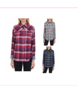 Jachs Girlfriend  Girl's Flannel Shirts - $11.99+