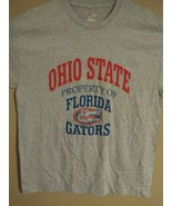 NCAA Ohio State Property of Florida Gators 2007-2012 Rivalry (L) Adult T... - $15.67