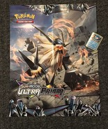 PIPLUP New Toys R Us Exclusive Piplup Holo Card and Ultra Prism Poster 1... - $8.90