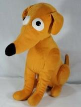 Universal Studios Plush Santas Little Helper Simpsons Lg Dog Stuffed Animal (Ch) - $19.80