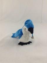 1998 Ty Beanie Baby Rocket The Bluejay Bird Stuffed Plush Animal Toy Fly... - $5.89
