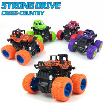 Mini Inertia Four Wheel Drive Toy Car Off-Road vehicle 360  Rotate COOL ... - $8.00