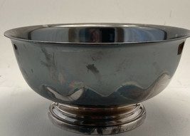 """Gorham YC779 Silverplate Small Bowl 6.5"""" wide - SCT - $14.62"""