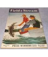 Field and Stream Outdoor Magazine March 1950 Mercury Johnson Sea Horse W... - $9.95