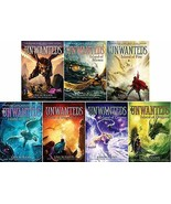 The Unwanteds Series Collection Set Books 1-7 Lisa McMann BRAND NEW! - $53.99