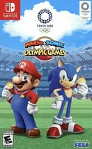 NEW Mario & Sonic at the Olympic Games: Tokyo 2020 - Nintendo Switch - $49.49
