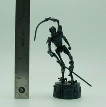 Star Wars Saga Edition Black General Grievous Chess Replacement Game Piece image 5
