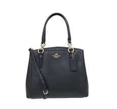 COACH BAG HANDBAG F67091 IMMID MIDNIGHT - $148.49