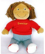 "Eden Francine Frensky Arthur PBS Marc Brown Plush Stuffed Animal 1998 16"" - $21.23"