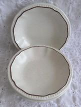 Vintage Staffordshire Kensington Handcrafted in England Berry Fruit Bowl... - $8.99