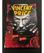 Vincent Price: MGM Scream Legends Collection (DVD, 2007, 5-Discs) - $36.58