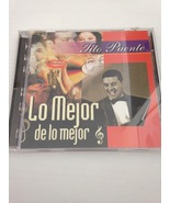 Tito Puente Lo Mejor De Lo Mejor Double CD Set - $29.99